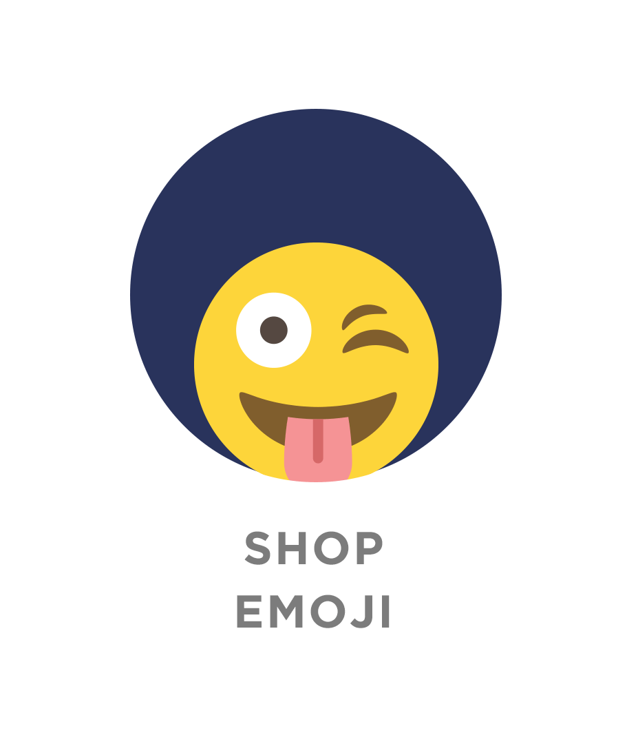 shop Emoji Labels